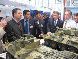 15 Russian organisations to partake in military expo in Minsk