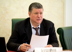 Russia Council of Federation�s vice-speaker suggests bombing Ukraine