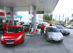 Belarus sharply reduces petrol supplies to Ukraine