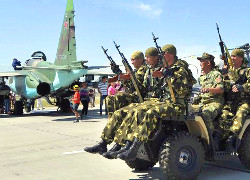 New Russian military bases to open in Belarus?