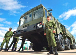 Russia is ready to deploy Iskander complexes in Belarus