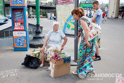20 illegal street markets to be closed in Minsk