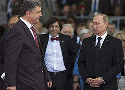 Poroshenko and Putin to meet in Minsk