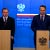 Sikorski and Makei meet in Warsaw