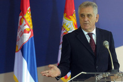 Nikolic invited Lukashenka to pay a visit to Serbia