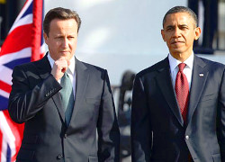 Barack Obama, David Cameron: NATO should defend Eastern Europe