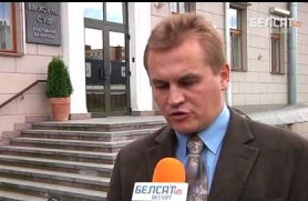 Mikhas Yanchuk: Court's ban will change nothing in Belsat's work