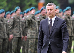 Polish defence minister: Conflict in Ukraine can last for years