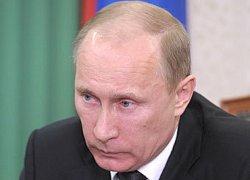 РБК: Путин с конца прошлой недели не появлялся на публике