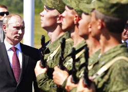 Putin threatens to take Warsaw, Riga, Vilnius and Bucharest in two days