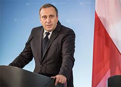 Гжегож Схетына: ЕС должен быть готов к «черному сценарию» в Украине
