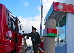 Belarus regained customs control on the border with the Russian Federation