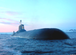 У берегов Швеции тонет российская подводная лодка?