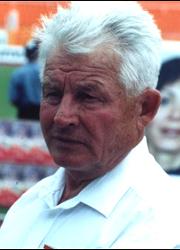 Ушел из жизни заслуженный тренер Беларуси по легкой атлетике Александр Рудских