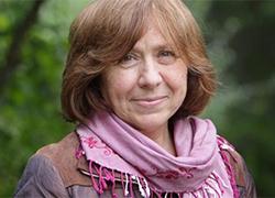 Светлана Алексиевич: Нельзя все время делить людей на своих и чужих