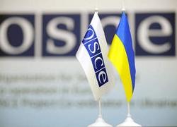 Наблюдатели ОБСЕ не смогли добраться до Донецкого аэропорта