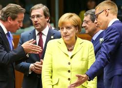 Новые санкции против России - на повестке дня саммита ЕС