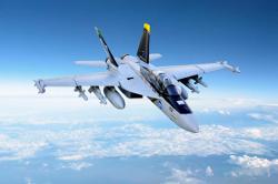 Украина отказалась от 20 канадских истребителей F-18