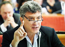 Deutsche Welle: Борис Немцов мечтал увидеть свободную Беларусь