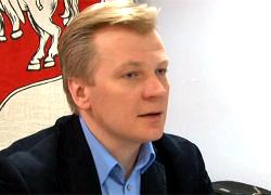 Виталий Рымашевский: Арест Алесина - следствие игр Запада с Лукашенко