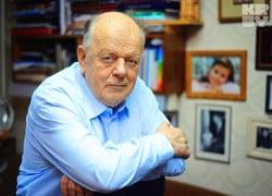Станислав Шушкевич: Я счастливый человек