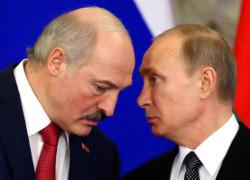 Беларусь - плацдарм для нападу на краіны Балтыі і Польшчу