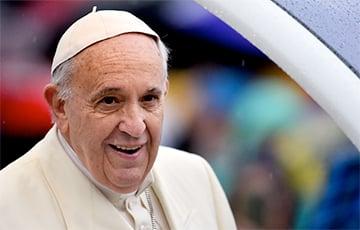 Папа Францыск асабіста хадайнічаў аб вызваленні беларускіх палітвязняў