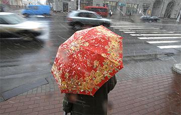 Какая погода ждет белорусов в выходные