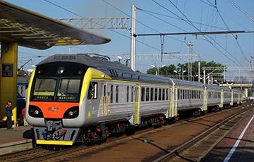 Сегодня из Минска в Вильнюс отправляется новый поезд