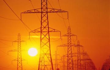 Украіна спыніла імпарт электраэнэргіі з Беларусі