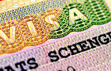 Belarusians Receive Almost Half Of All Visas Issued By EU Countries