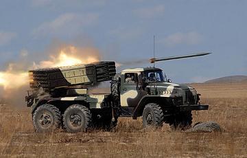 Азербайджан заявил об уничтожении армянской РСЗО «Град» в Карабахе