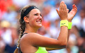 Azarenka through at US Open, Sasnovich out