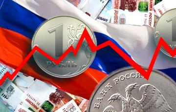 Кремль признал, что санкции Запада подорвали экономику России