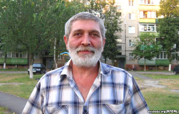 Viktar Rubtsou: Father worked as a bus driver