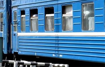 """""""Basta"""": Passengers Of Asipovichy-Zhlobin Train Gathered In One Car Because Of Coronavirus"""
