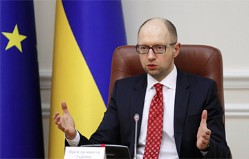 Арсений Яценюк: Наша цель – членство в НАТО