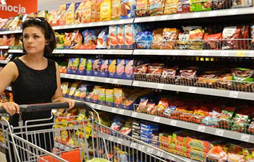 Белорусы потратили в польских магазинах $71 миллион