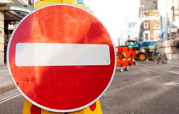 В Минске на два месяца перекрывают улицу Клары Цеткин
