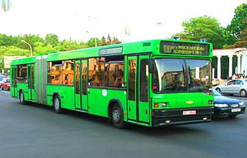 В Минске и регионах отменили несколько маршрутов общественного транспорта