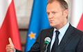 Туск: Украина задала новый стандарт выборов в Восточной Европе