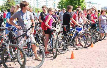 Гомельские чиновники испугались велосипедистов