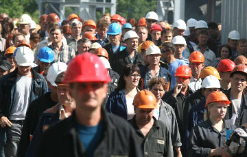 Minsk Plant Of Construction Materials Sent Employees To Their Homes