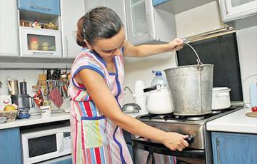 Горячую воду в Витебске будут давать лишь два раза в неделю?