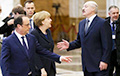Merkel asks Lukashenka about political prisoners' release