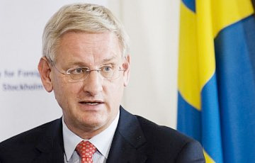 Carl Bildt: Days Of Lukashenka's Power Are Numbered