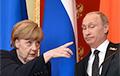 Меркель потребовала от Путина прекратить военное наращивание на границе с Украиной