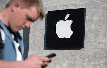 Капитализация компании Apple упала ниже $1 триллиона