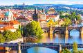 В Праге облили краской памятник советскому маршалу Коневу