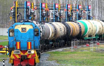 Украина сократила на четверть импорт бензинов из Беларуси